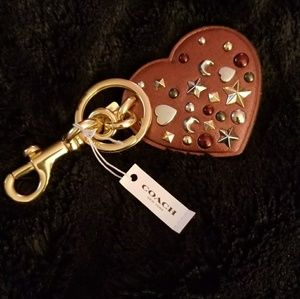 Coach key chain New